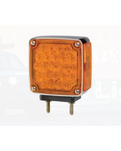 Narva 95404 12 Volt Combined L.E.D Front and Side Direction Indicator  Lamp (LH)