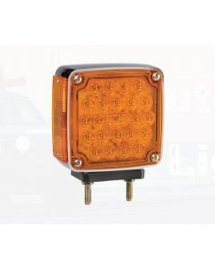 Narva 95406 12 Volt Combined L.E.D Front and Side Direction Indicator  Lamp (RH)