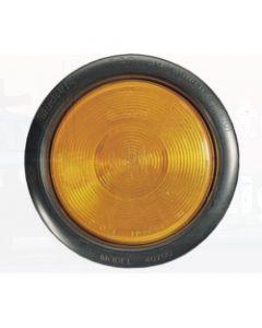 Narva 94034 12 Volt Sealed Front Direction Indicator Lamp Kit (Amber) with Vinyl Grommet