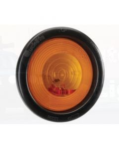 Narva 94006 24 Volt Sealed Rear Direction Indicator Lamp Kit (Amber) with Vinyl Grommet
