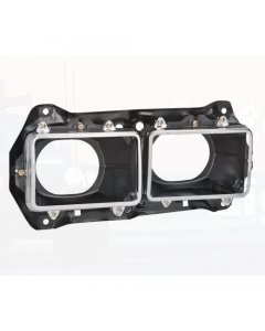 Narva 72197 165mm x 100mm Twin Headlamp Housing RHS