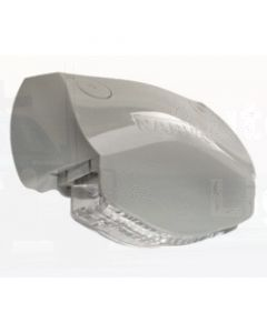 Narva 91670BL 9-33 Volt 5 L.E.D Licence Plate Lamp in Grey Housing and 0.5m Cable (Blister Pack)