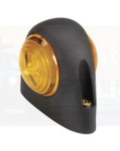 Narva 93112BL 9-33 Volt L.E.D Side Direction Indicator Lamp (Amber / Amber) in Neoprene Body (Blister Pack)