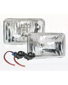 Narva 72022 H1 165 x 100mm 12V 55W High Beam Free Form Halogen Headlamp Conversion Kit