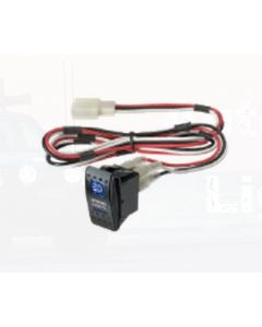 Narva 74414 Heavy Duty (4WD) Panel Mount Switch - 12 Volt only