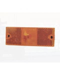 Narva 87110 Side Marker Lamp (Amber) with In-built Retro Reflector