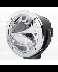 Hella Lens with Chrome Rim (9-34V DC) Suits 1394LED