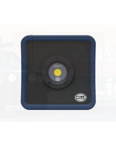 Hella 2XM910426131 Nova R COB LED Rechargeable Work Lamp 240VAC 1m LEAD