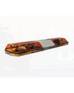 Code 3 Amber 47 inch Excalibur Light Bar