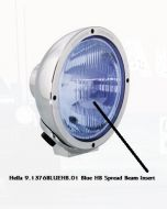Hella 9.1376BLUE.01 Blue Spread Beam Insert to suit Hella 1376BLUE Driving Light
