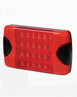 Hella 2330-H DuraLed Horizontal Mount Wide Angle Stop / Rear Position Lamp