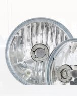 """Narva 72008 H4 5 3/4"""" (146mm) High/Low Beam Free Form Halogen Headlamp Only"""