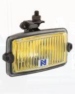 Narva 72235 Ultra Compact Yellow Fog Lamp 12 Volt 55W Rectangular 150mm x 85mm