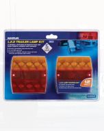 Narva 93430BL2 12 Volt L.E.D Slimline submersible Trailer Lamps with 0.5m Cable (Blister Pack of 2)