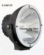 Hella Chrome Rim to Suit Hella Predator iX 1387