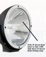 Hella 9.1388.01 HB iX Spread Beam Insert to Suit 1388 High Boost iX Spread Beam Driving Lamp