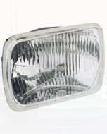 Hella Halogen Headlamp High / Low Beam Insert - 200 x 142mm (1043)