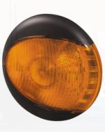 Hella 2133 EuroLED Amber Rear Direction Indicator