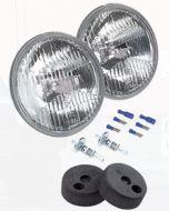 Hella Halogen Headlamp High Beam Conversion Kit - 146mm (5605)
