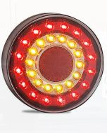 LED Autolamps 1XC Maxilamp Combination Lamp - 125mm diameter