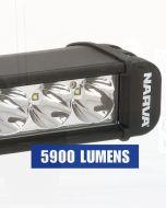 Narva 72735 9-32 Volt L.E.D Driving Lamp Bar Spot Beam - 5900 Lumens