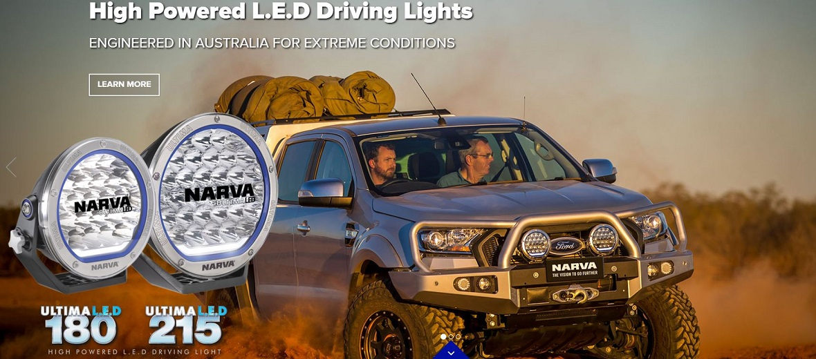 Narva Driving Lights
